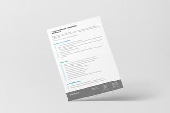 Ideation workshop checklist