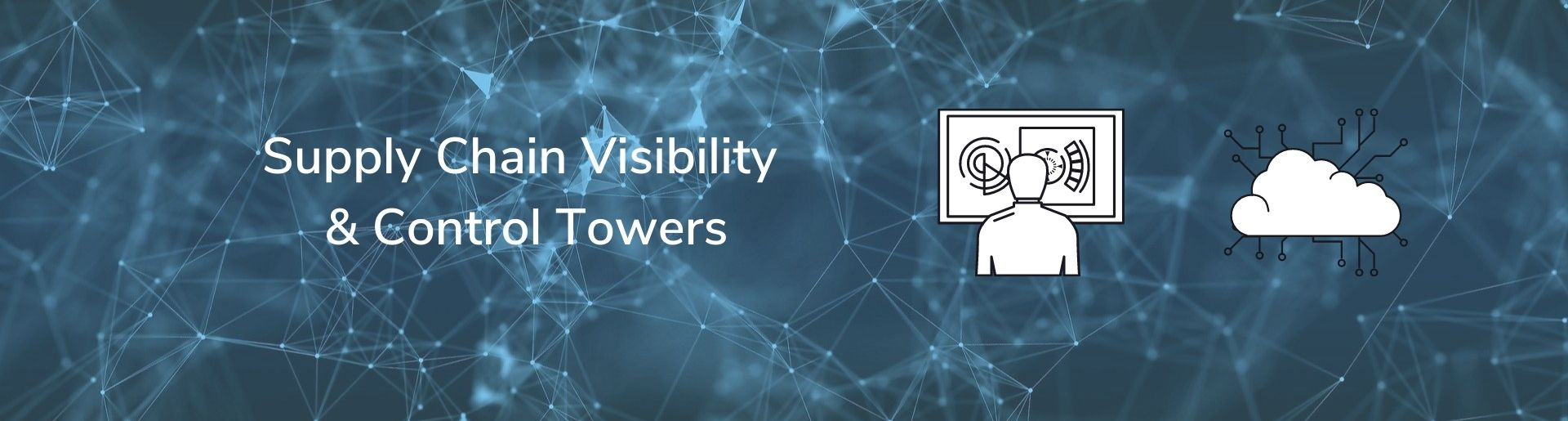 How does supply chain visibility benefit from a Control Tower?