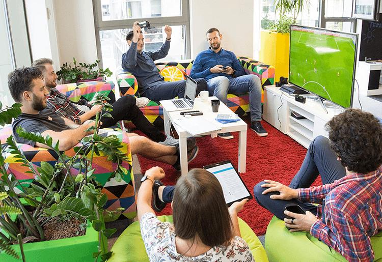 Take a sneak-peak in our office - Gdańsk