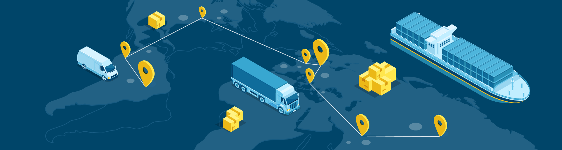 The business value of supply chain visibility