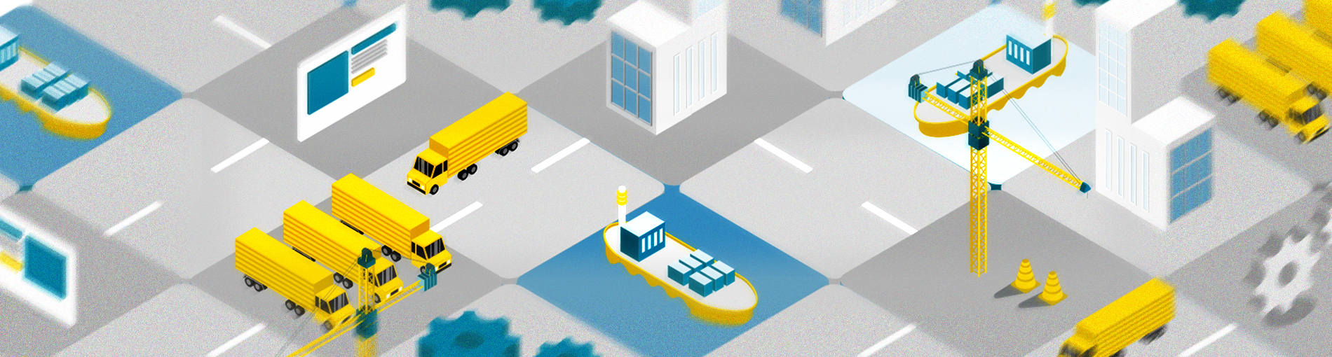 Game Changers in End-to-End Supply Chain Visibility