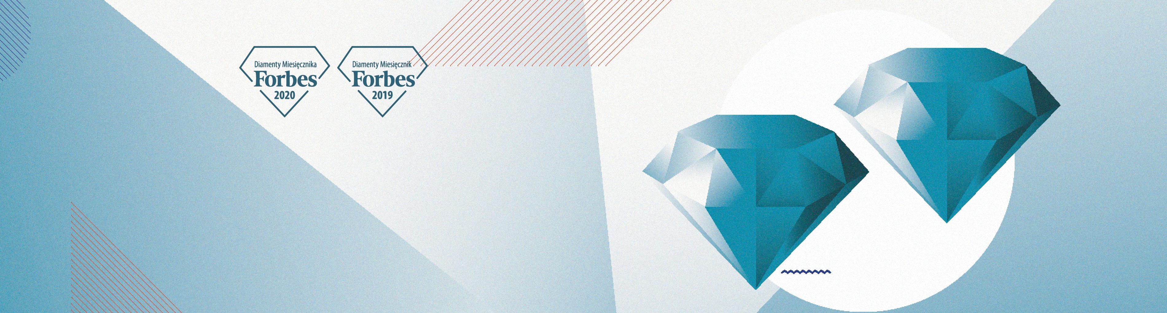 Forbes diamonds award for Skyrise.tech