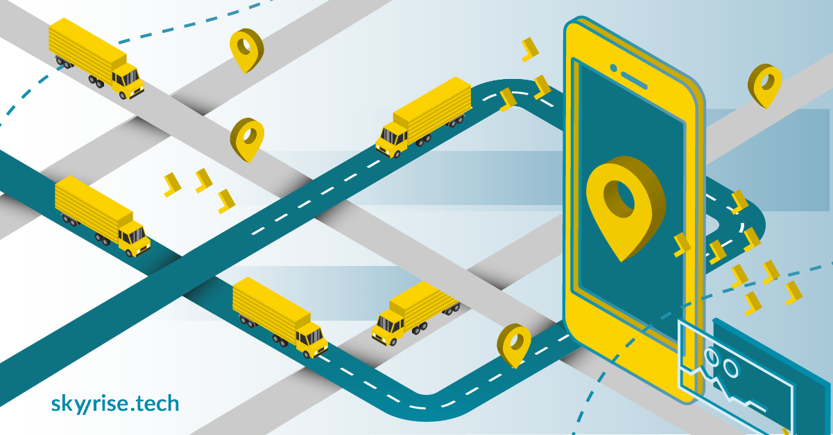 How does supply chain visibility improve planning?